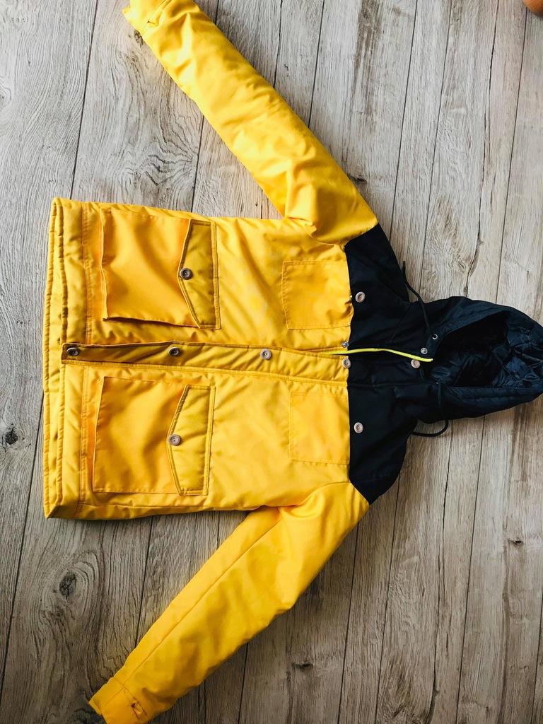Mega Paka męska L/XL kurtki buty ramoneska Zara
