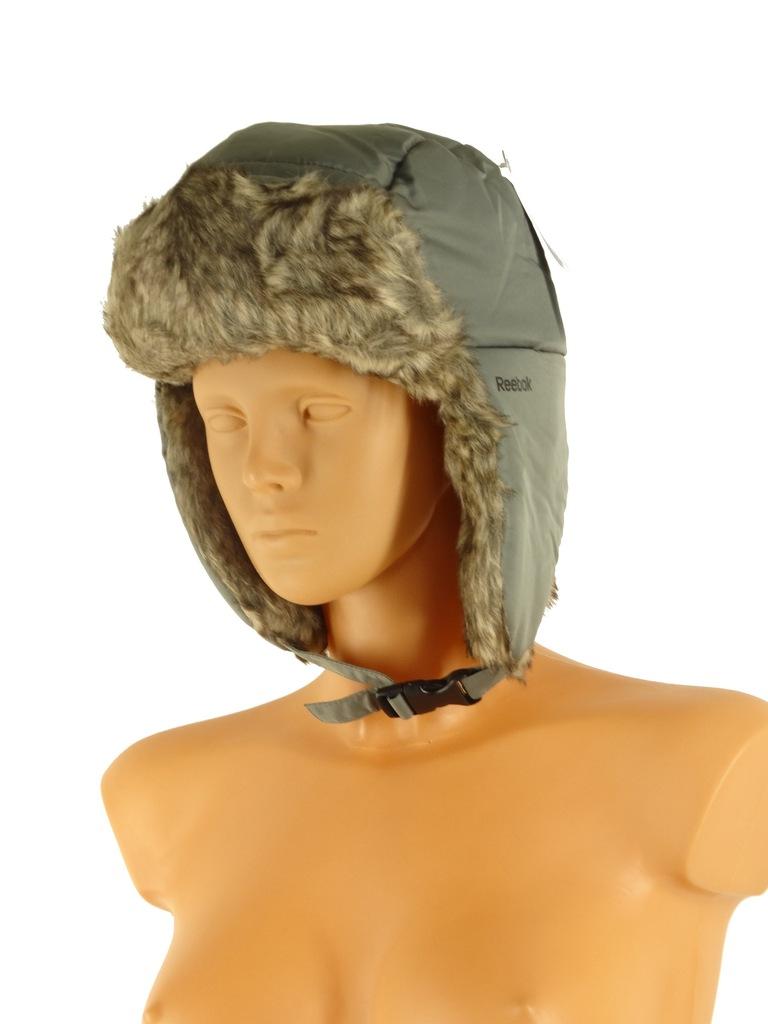 REEBOK czapka uszatka zimowa
