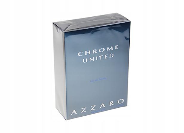 Azzaro Chrome United woda toaletowa 100ml
