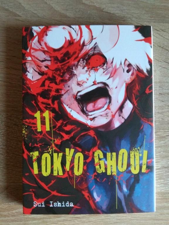Tokyo Ghoul tom 11