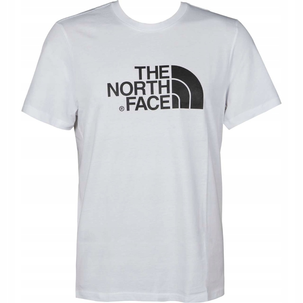 THE NORTH FACE M S, S EASY TEE ~L~ Męskie Koszulka