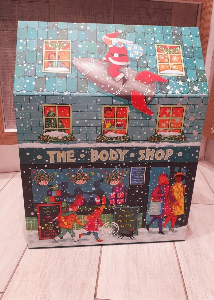 Kalendarz adwentowy 2019 największy The Body Shop