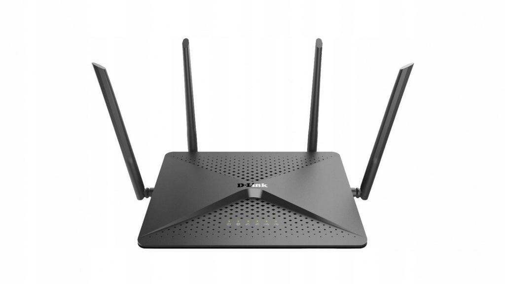DIR-882 Router AC2600 1xWAN 4xLAN 2xUSB