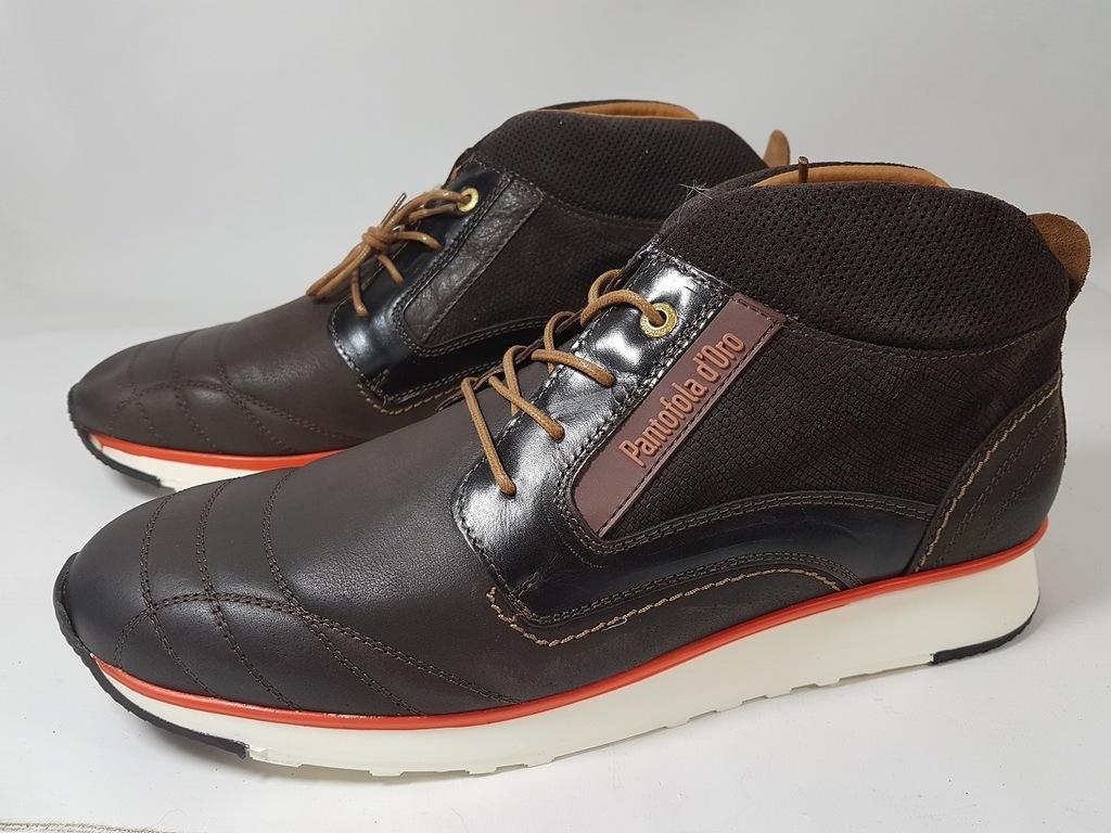Buty Pantofola d'Oro ROMA UOMO LOW r.44 29cm SKÓRA