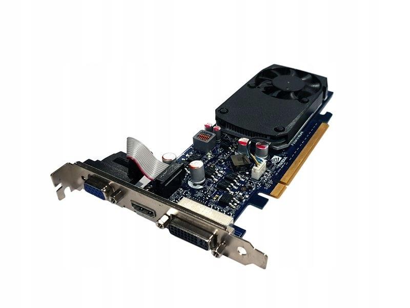 Karta Graficzna Nvidia Geforce Gt220 Pci E 7853345123 Oficjalne Archiwum Allegro