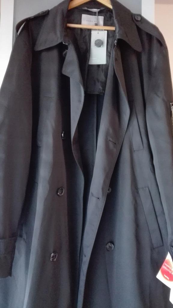 Płaszcz marki Zara, rozmiar 52