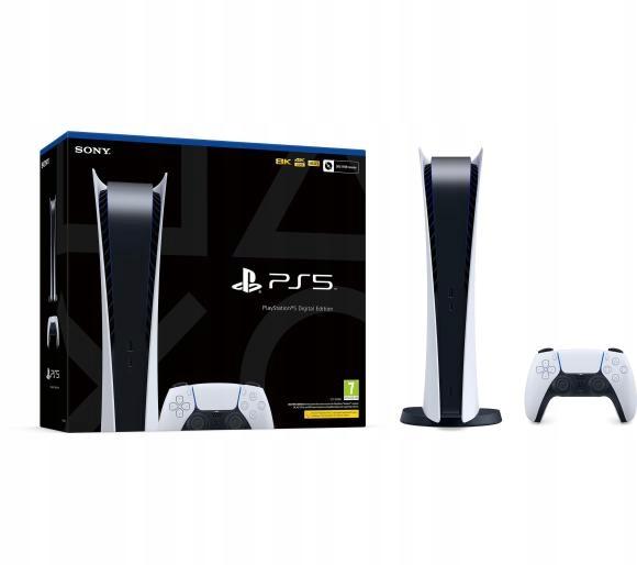 SONY PlayStation 5 NOWA Od ręki Kraków PS5 Digital