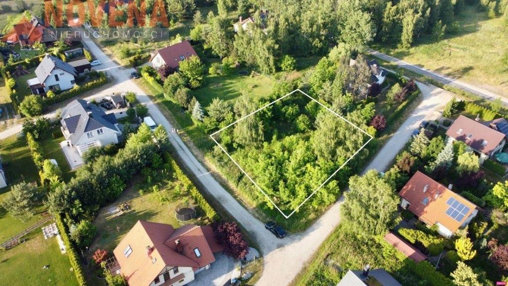 Działka, Nadolice Wielkie, Czernica (gm.), 1065 m²