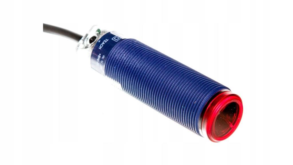 Czujnik fotoelektryczny Sn=20m M18 1Z 1R PNP 12-24