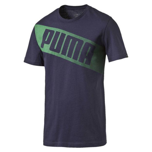 T-shirt męski PUMA Fun Big Logo r. S