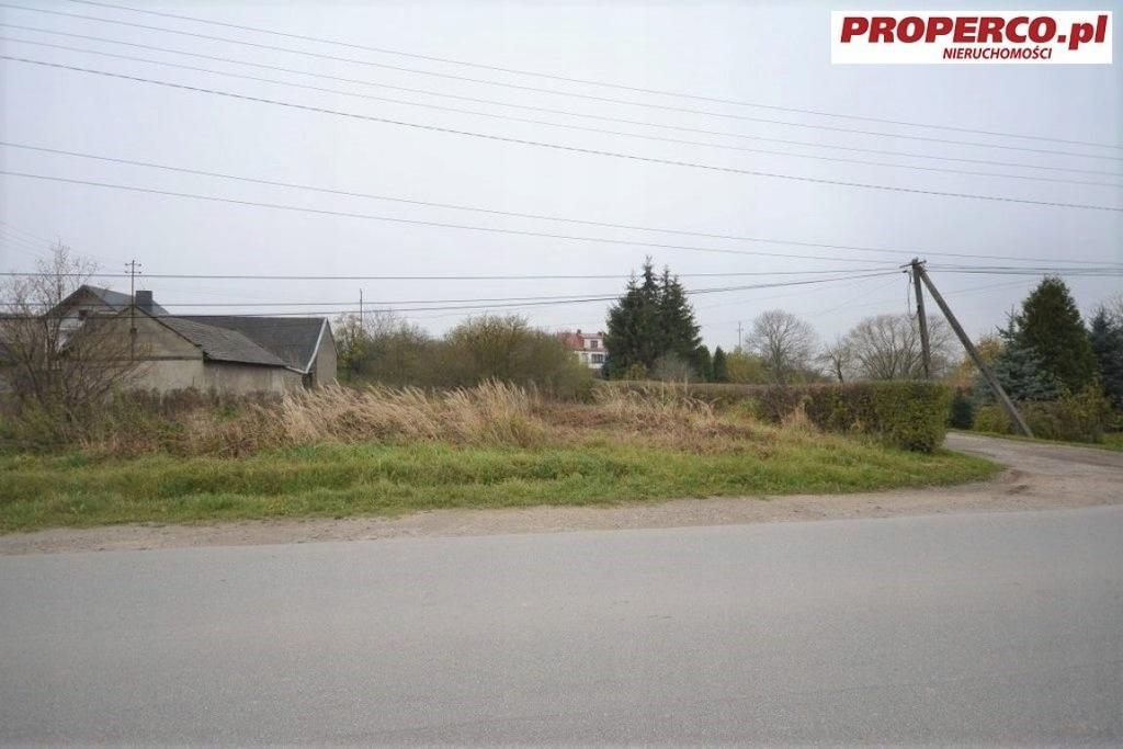 Działka, Leśniówka, Mniów (gm.), 17294 m²