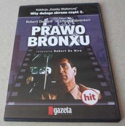 dvd PRAWO BRONXU /reż. Robert de Niro