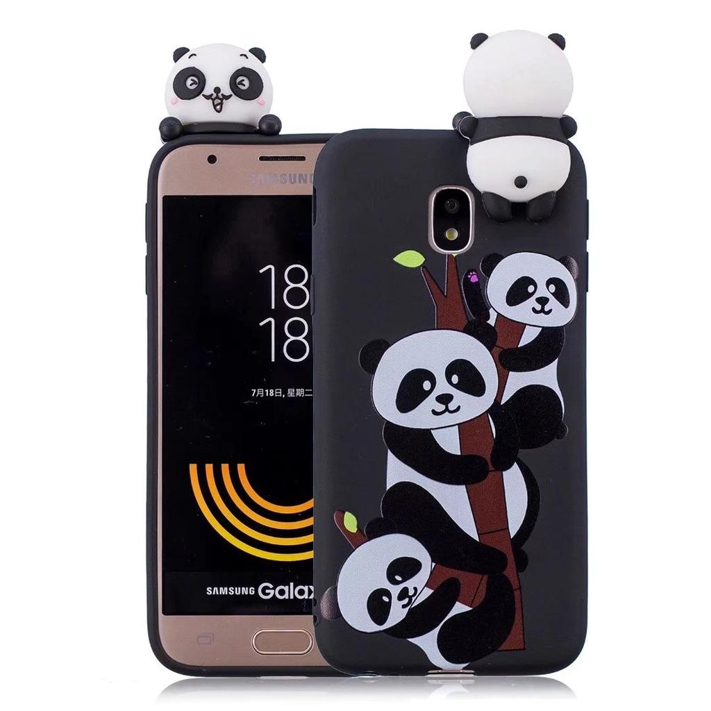 Etui Case Panda Dla Dziecka Samsung Galaxy J3 2017 7431117007 Oficjalne Archiwum Allegro