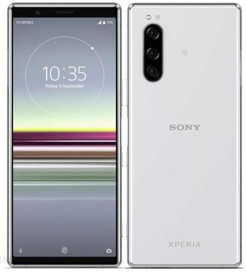 Sony Xperia 5 128 GB Czarny Grey SinglelSim