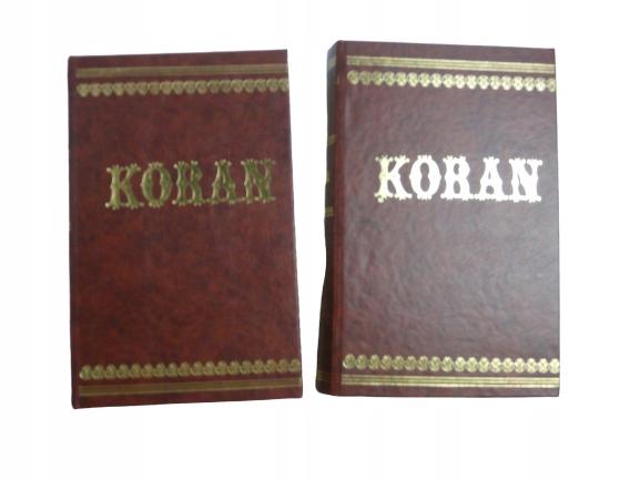 Koran t. 1-2 przedruk z roku 1858