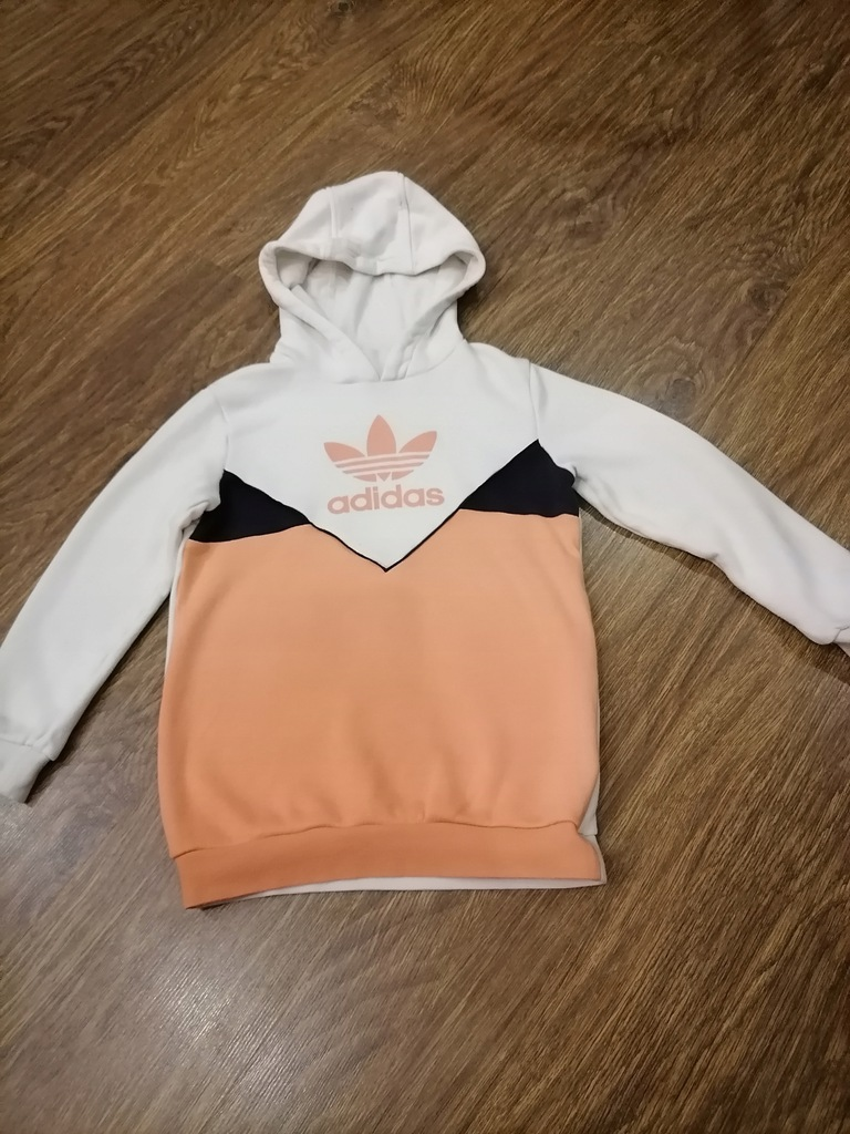 Bluza Adidas roz 146/152