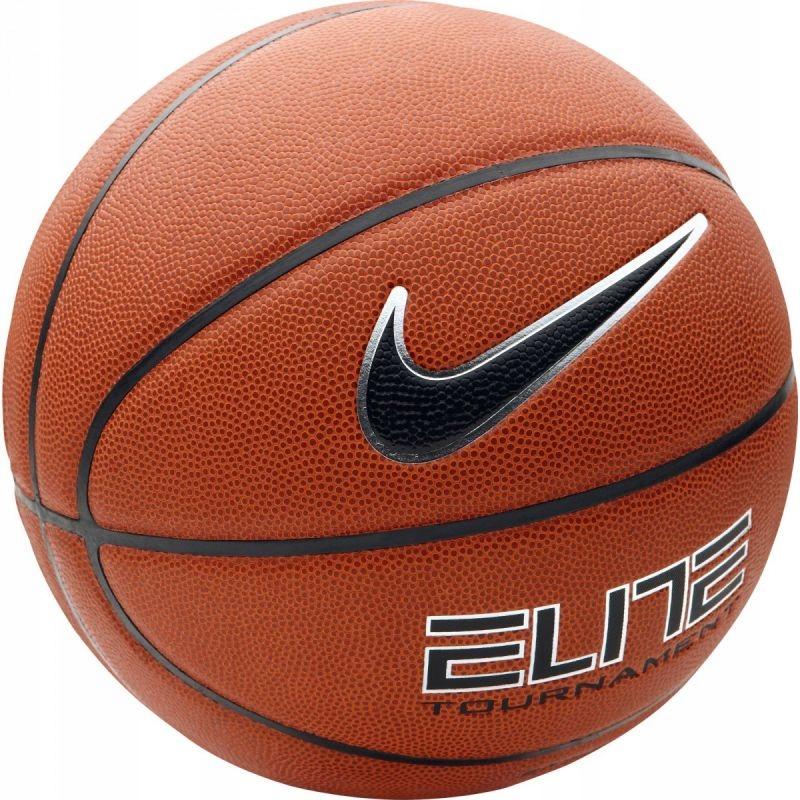 Piłka do koszykówki Nike Elite Tournament 8-Panel