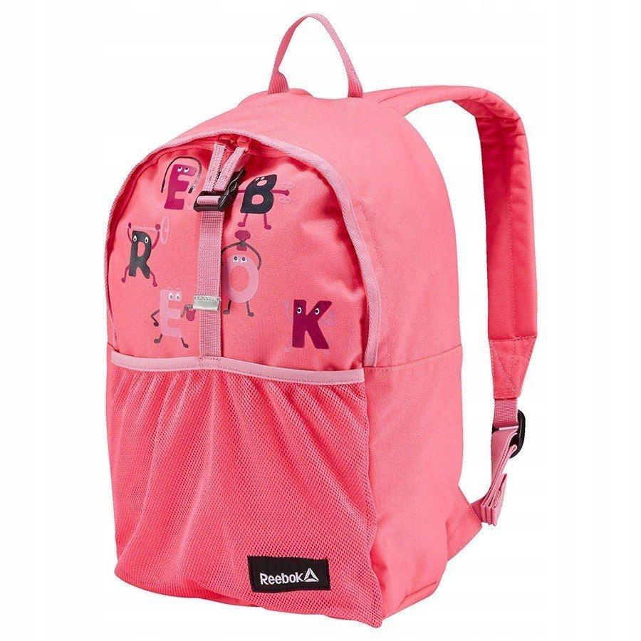 DZIEWCZĘCY Plecak Reebok Kids + lunch box reebok