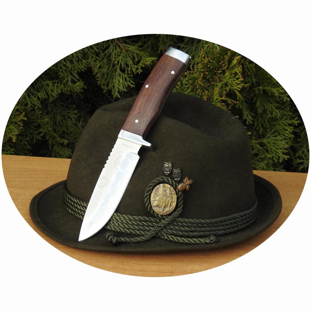 Nóż Kandar z krzesiwem