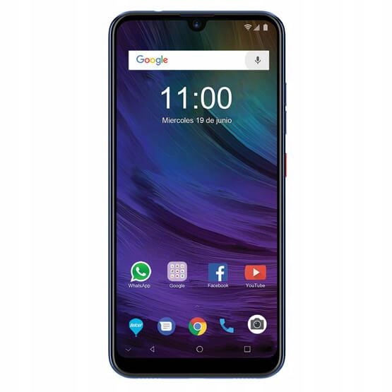 Zte Poland Smartfon Zte Blade V10 Vita 32gb Blue 8914149723 Oficjalne Archiwum Allegro