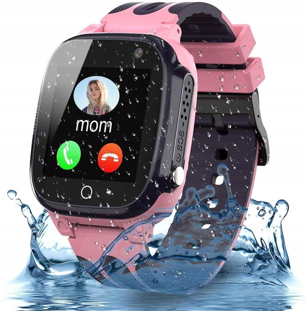 Smooce Kids Smartwatch Phone,dla dzieci z LBS