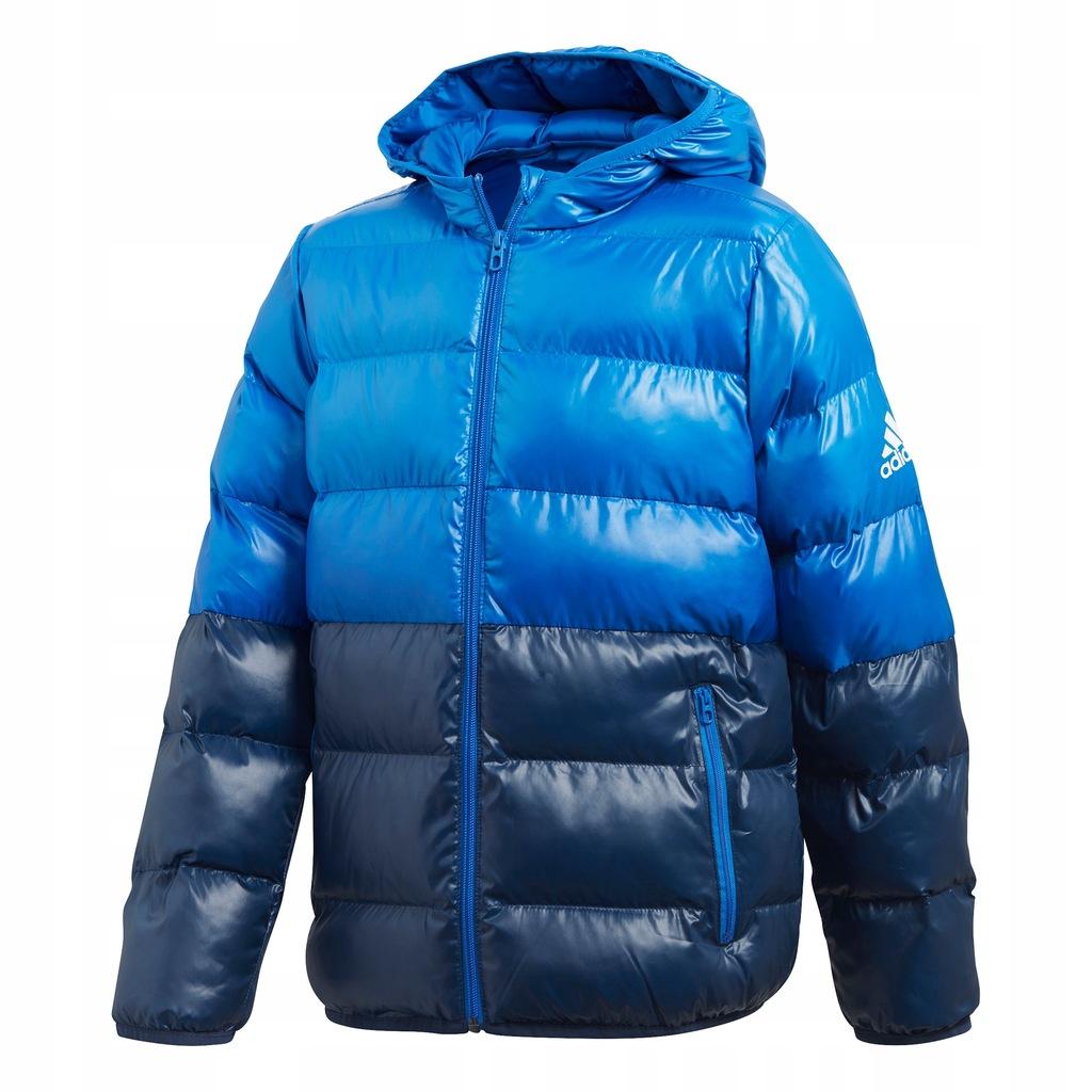 KURTKA zimowa dziecięca adidas FK5871 140