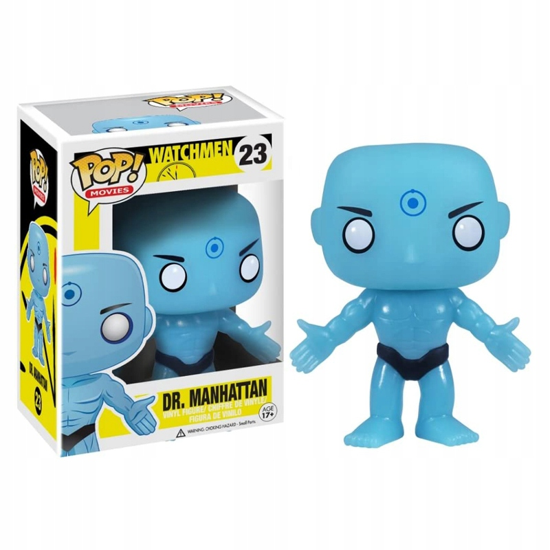 Figurka Watchman Funko POP!-DR.MANHATTAN