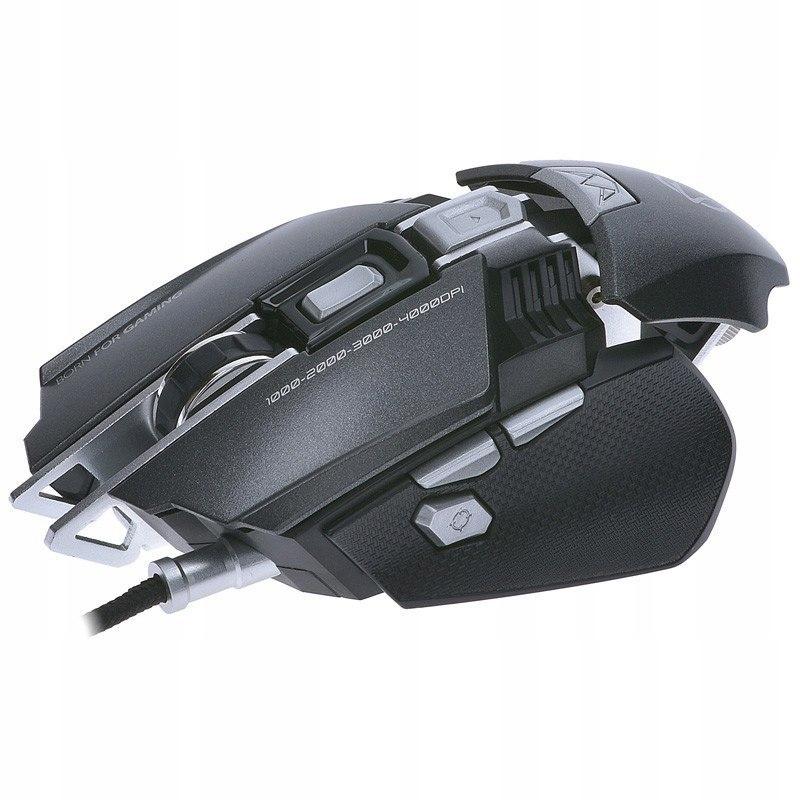 Mysz dla graczy MM778G optyczna, USB