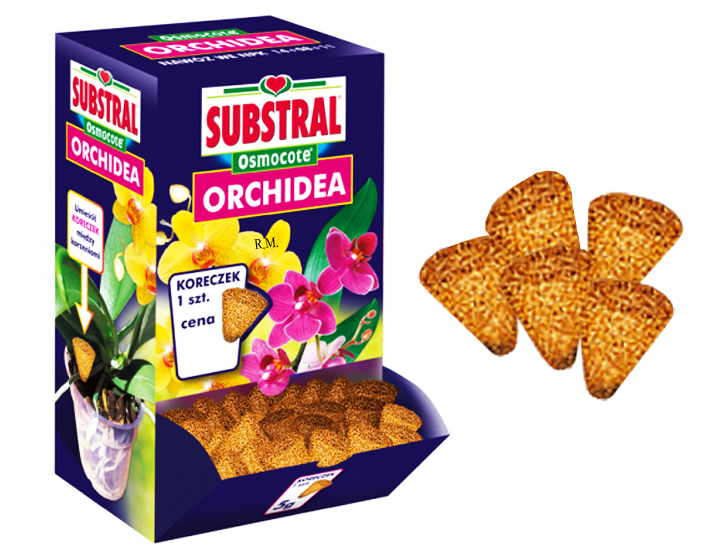 Substral Osmocote Box Koreczki 5szt Orchidea 6753147602 Oficjalne Archiwum Allegro