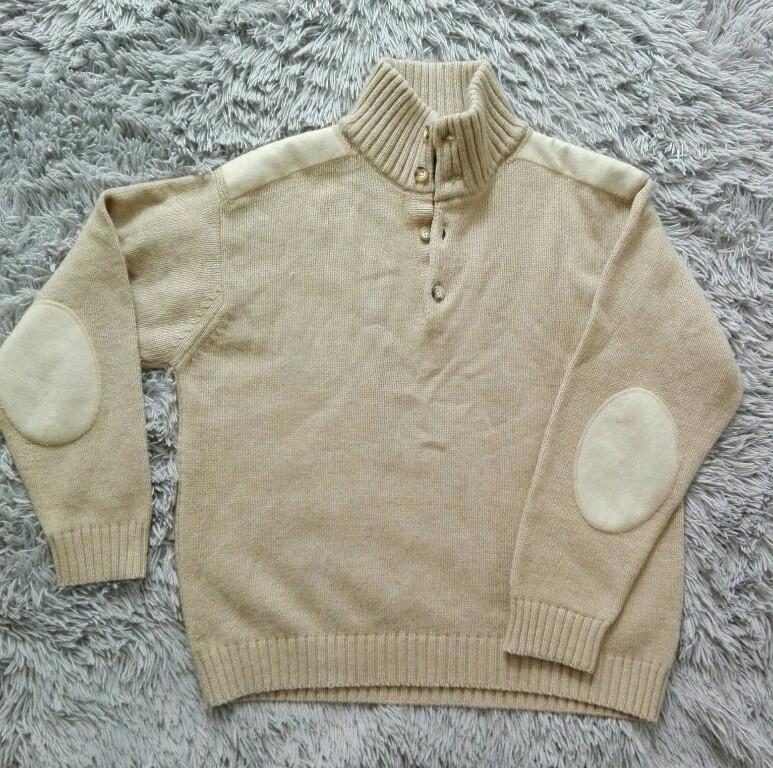 Sweter Marlboro Classics XL styl