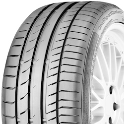 4x Continental ContiSportContact 5 235/45R18