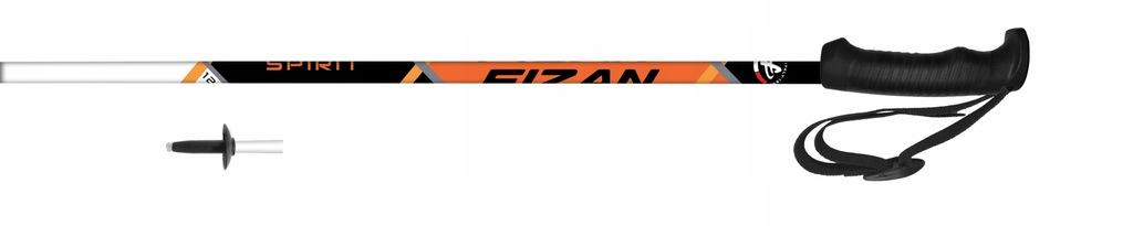 Kije narciarskie Fizan SPIRIT Orange 115 cm