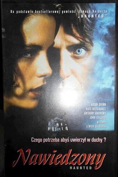 Nawiedzony - VHS kaseta video