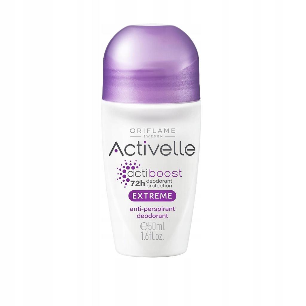 Dezodorant antyperspiracyjny Activelle Extreme