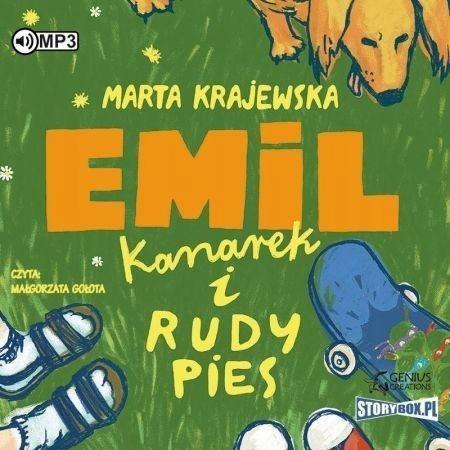 EMIL, KANAREK I RUDY PIES AUDIOBOOK