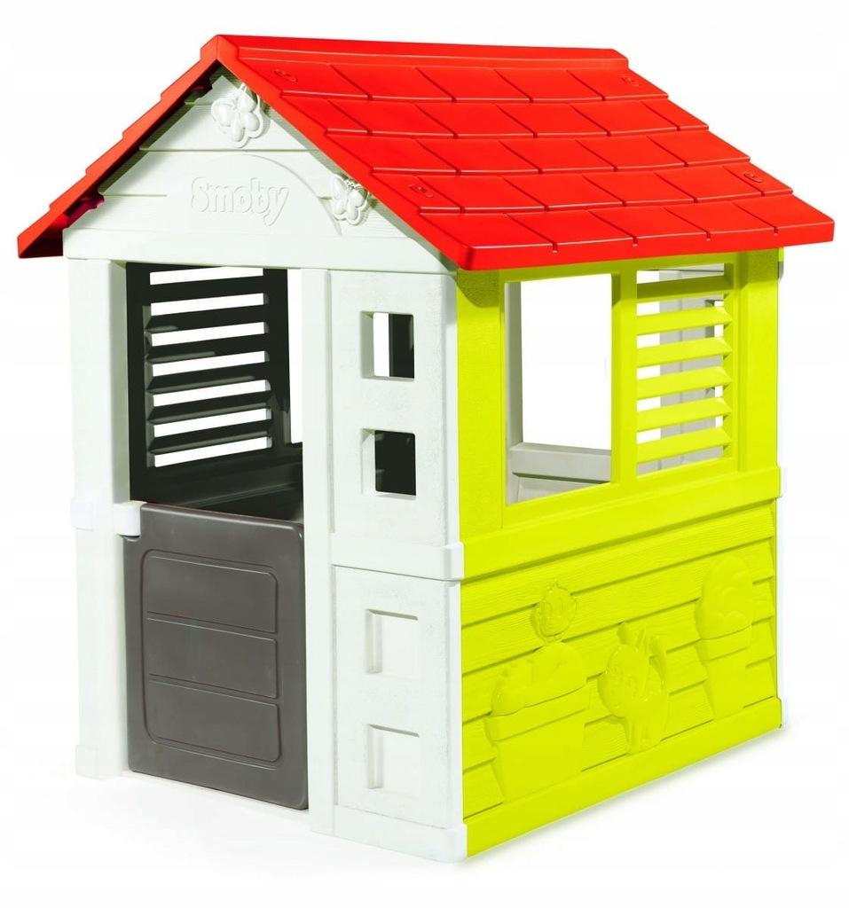 Smoby Domek Lovely Playhouse