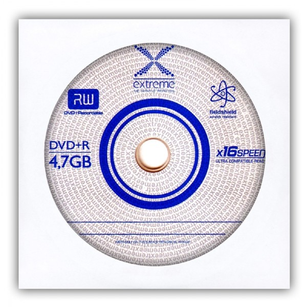 EXTREME 1175 - DVD+R [ koperta 1   4.7GB   16x ] -