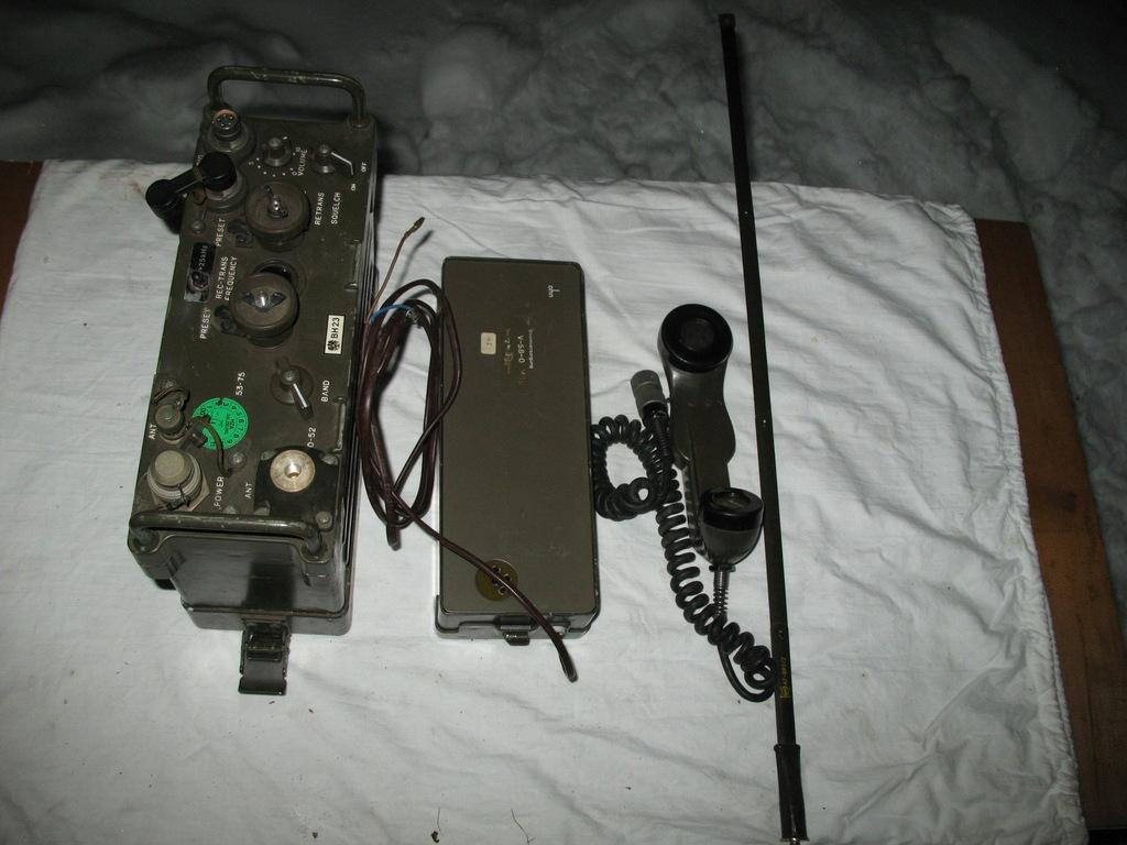 Radiostacja plecakowa PRC-77