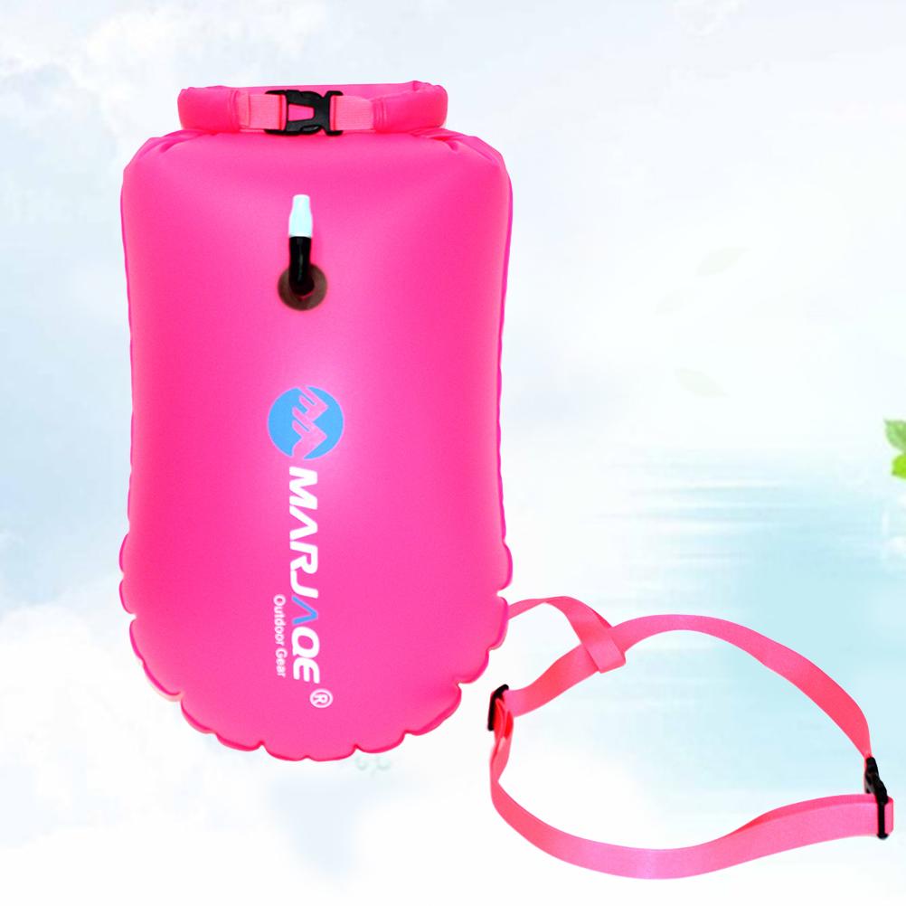 20L Zagęścić wodoodporne torby z PCV Sprzęt sporto
