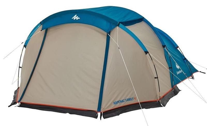 Duzy Namiot Z Przedsionkiem 4 Osobowy Quechua 7351571393 Oficjalne Archiwum Allegro