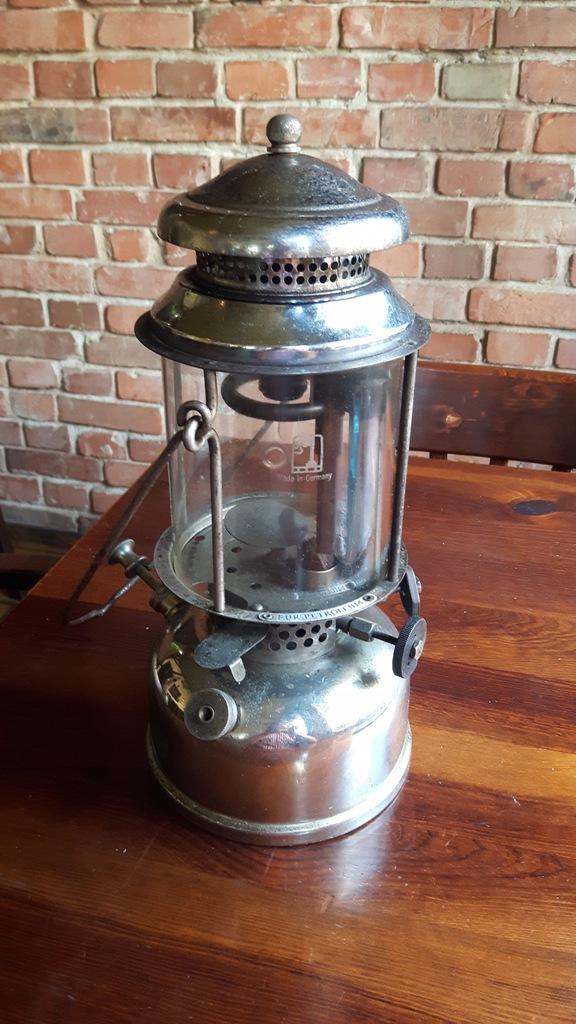 Lampa ciśnieniowa HASAG No 102