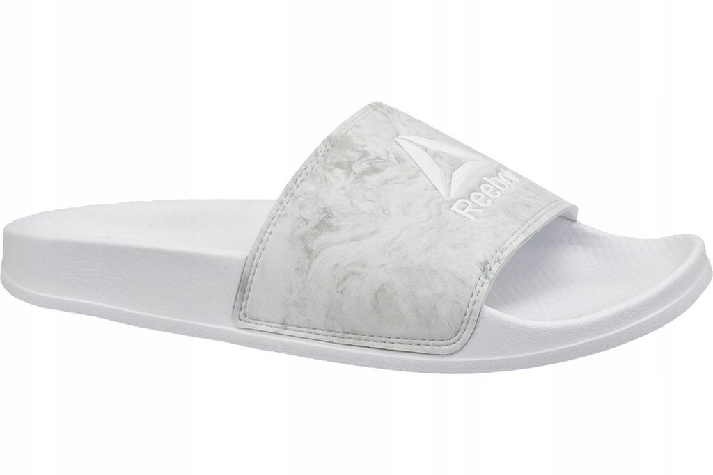 Klapki Fulgere Wm's Reebok (whiteskull grey)