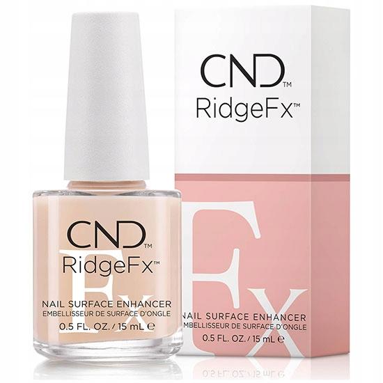 CND RidgeFx Enhancer Podkład Baza pod Vinylux 15ml