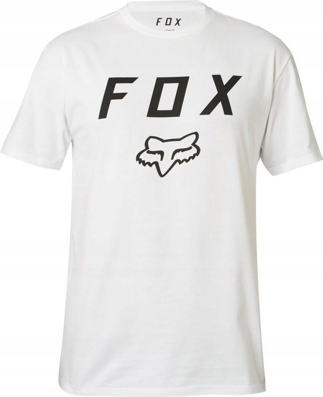 T-SHIRT FOX LEGACY MOTH OPTIC WHITE L