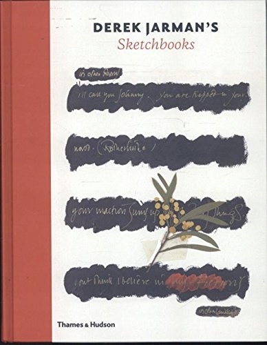 Stephen Farthing - Derek Jarmans Sketchbooks