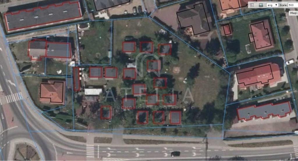 Działka Dziwnówek, kamieński, 3659,00 m²