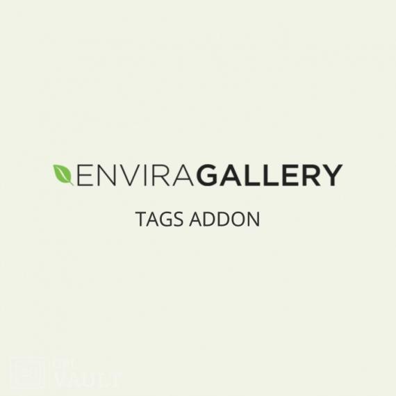 Wtyczka WordPress Envira Gallery Tags Add-On