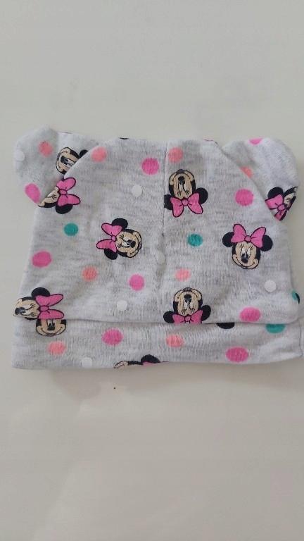 czapeczka noworodek 56cm Disney Myszka Minnie