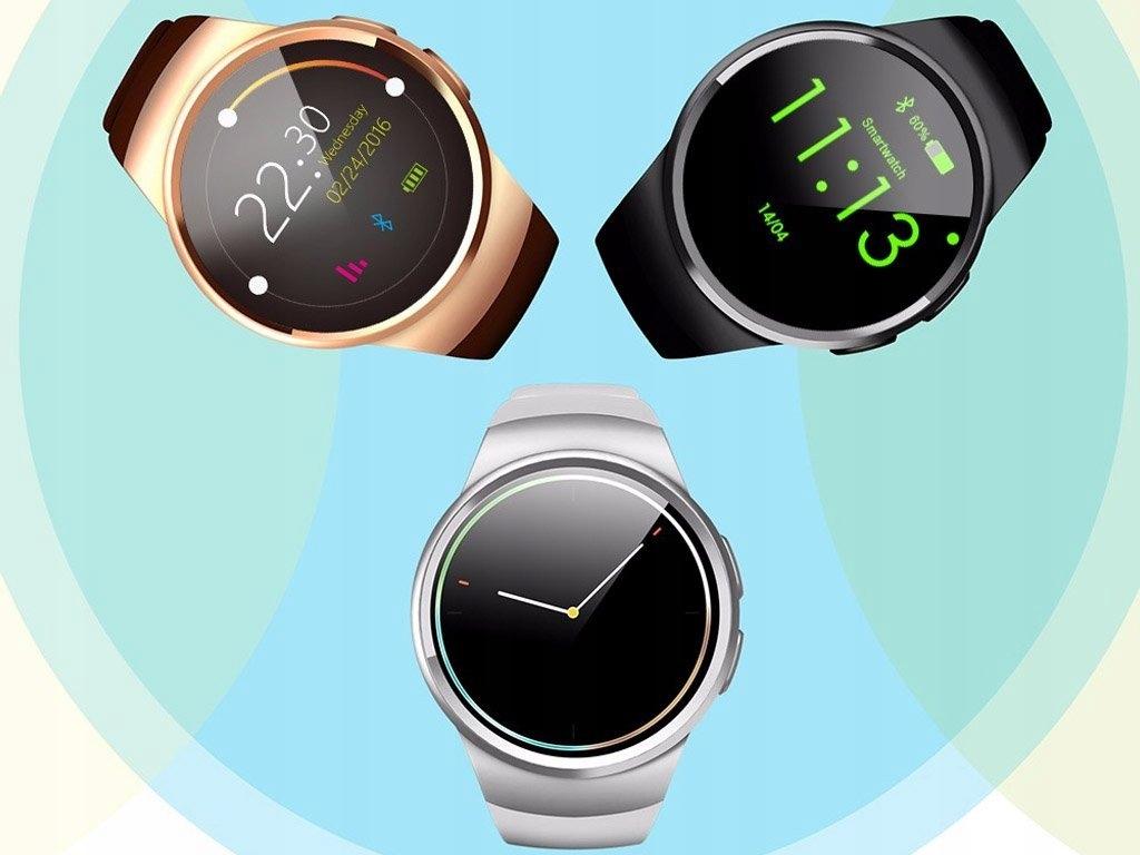 Wodoodporny Smartwatch Google Pixel 3