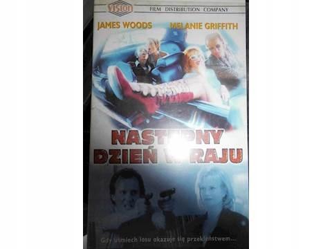 Następny dzień w raju - VHS kaseta video
